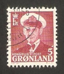 Stamps Europe - Greenland -  frederic