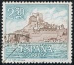 Sellos de Europa - España -  Castillos