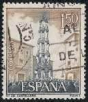 Stamps Spain -  Castellers