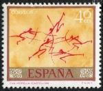 Sellos del Mundo : Europa : España : Pinturas rupestres