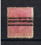 Stamps Europe - Spain -  Edifil  207   Alfonso XII