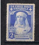 Stamps Europe - Spain -  Edifil  326  Pro Cruz Roja Española