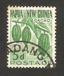 Sellos del Mundo : Oceania : Papúa_Nueva_Guinea : cacao
