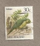 Sellos de Oceania - Nueva Zelanda -  Ave Kakapo