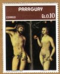 Stamps Paraguay -   Lucas Cranach