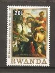 Stamps Africa - Rwanda -
