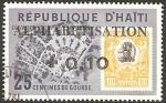 Stamps : America : Haiti :  campaña de alfabetización