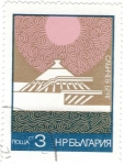 Sellos de Europa - Bulgaria -  BULGARIA 1972 Estaciones termales del Mar Negro - Slanchev Briag 3