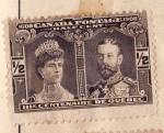 Stamps Canada -  III Centenario Quebec
