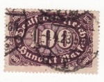Stamps Germany -  Reinch