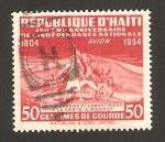 Stamps America - Haiti -  150 anivº de la independencia