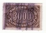 Sellos de Europa - Alemania -  Reinch