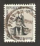 Stamps America - Haiti -  emperador jean jacques dessalines