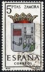 Stamps Spain -  Escudos de España