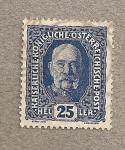 Sellos de Europa - Austria -  Emperador Francisco josé