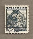 Sellos de Europa - Austria -  Tirol
