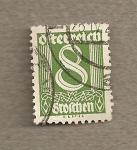 Stamps Austria -  Numérico