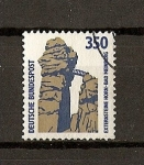 Stamps Germany -  (RFA) Curiosidades / Horn-Bad Meinberg