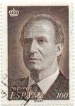 Stamps Spain -  S.M. DON JUAN CARLOS  I