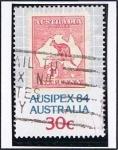 Stamps Australia -  Ausipex 84
