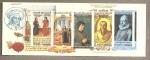 Stamps Belgium -  Josquin des Prez