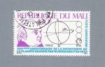 Stamps Africa - Mali -  200 Aniv. del descubrimiento de el planeta Uranio
