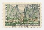 Sellos de Europa - Francia -  Moustiers Ste. Marie