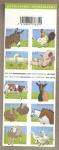 Stamps Belgium -  Animales domésticos