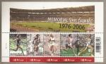 Stamps Belgium -  Memorial Van Damme