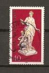 Stamps Germany -  Berlin / Porcelanas de Berlin