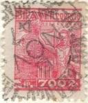 Sellos de America - Brasil -  pi BRASIL 700
