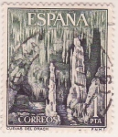 Stamps Europe - Spain -  Cuevas del Drach
