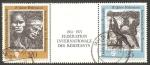 Sellos de Europa - Alemania -  20 anivº de la federación internacional de los resistentes