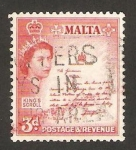 Stamps : Europe : Malta :  Proclamación de 1942