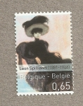 Stamps Belgium -  León Spilliaert