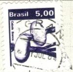 Sellos del Mundo : America : Bolivia :  BRASIL 1982 (RHM605) Cebola Branca 5