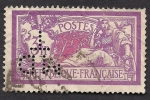 Sellos del Mundo : Europa : Francia :  Type Merson