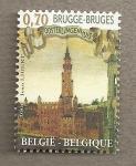 Sellos de Europa - Bélgica -  Brujas