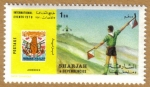 Stamps Asia - United Arab Emirates -  SHARJAH - Eventos 1970
