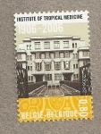 Stamps Belgium -  Instituto Medicina Tropical