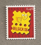 Stamps Belgium -  Belgica 06