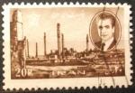 Sellos de Asia - Irán -  Shah