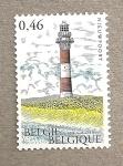 Sellos de Europa - Bélgica -  Faros