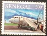 Sellos de Africa - Senegal -  Abdou Aziz Ba