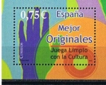 Stamps Spain -  Edifil  3949  Exposición Mundial de Filatelia Juvenil ESPAÑA 2002  Salamanca