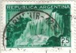 Stamps Argentina -  1939 (MT403) XI Congreso Postal Universal 25c
