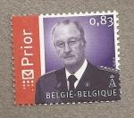 Stamps Belgium -  Rey Alberto