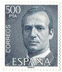Sellos de Europa - España -  Juan Carlos I 500 pta pts