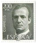 Sellos de Europa - España -  Juan Carlos I 200 pta pts