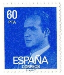 Sellos del Mundo : Europa : España : Juan Carlos I 60 pts pta